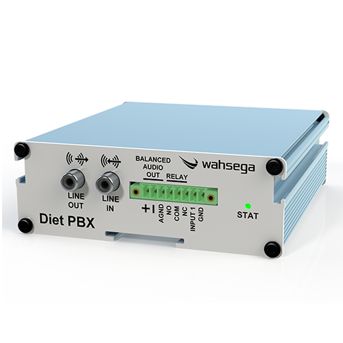 Wahsega Labs: IP-PBX appliance